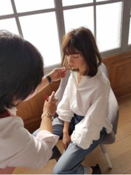 春夏のヘアスタイル【銀座美容室】
