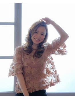 ロングスタイル☆【銀座美容室】