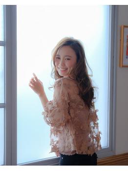 ロングヘア☆【銀座美容室】