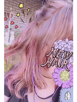 【NEW COLOUR】